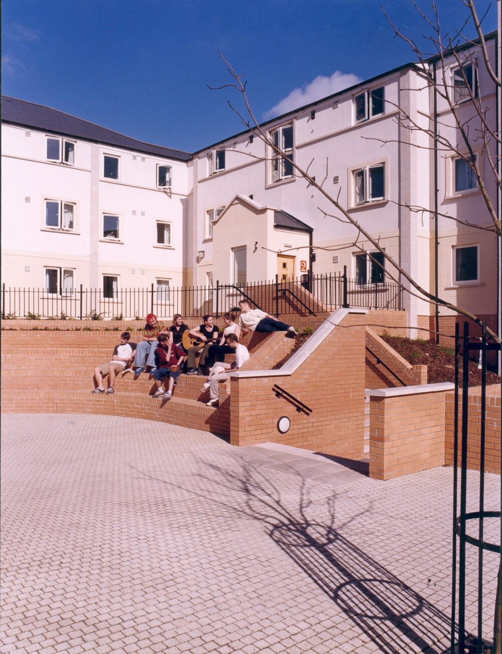 University of Plymouth Radnor Halls - UPP - Jarvis Construction