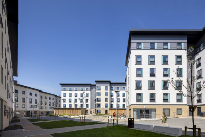 UWE - Wallscourt Park Residences - Interserve