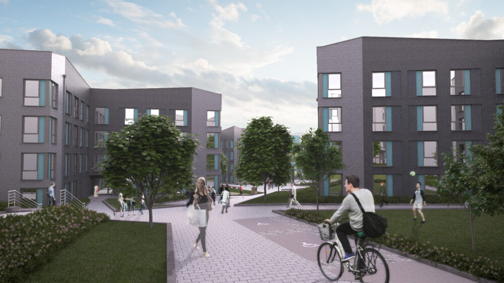 Mount Oswald New Residences - Durham University - Equitix - CLV - Interserve