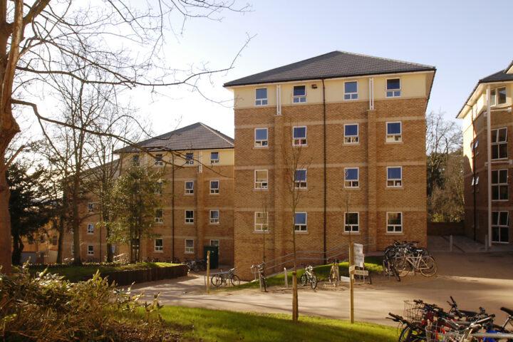 Oxford Brookes University Cheney Hall - UPP - Jarvis Construction