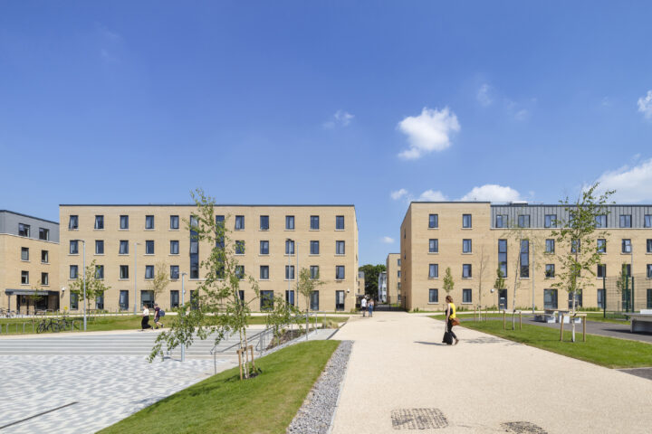 Pittville Student Village - Derwent - Bouygues UK Ltd