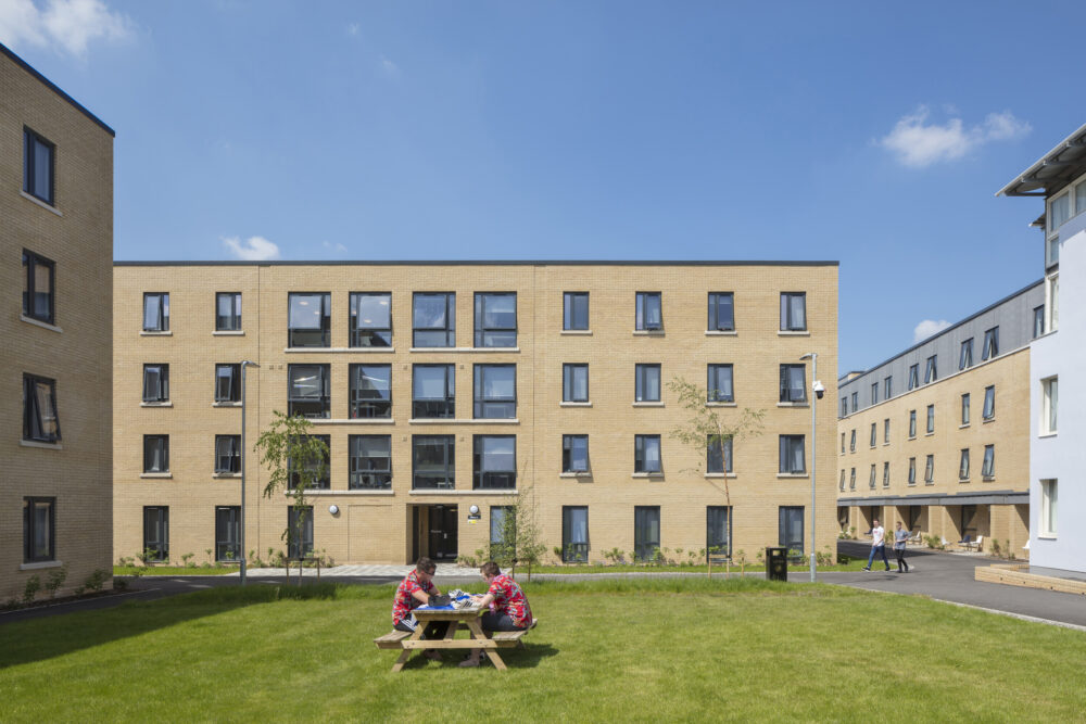 Pittville Student Village - Derwent - Bouygues UK Ltd