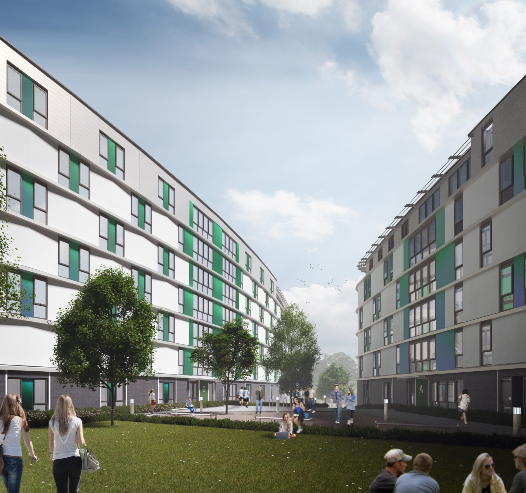 University of Essex Meadows Phase 2A - Bouygues UK Ltd